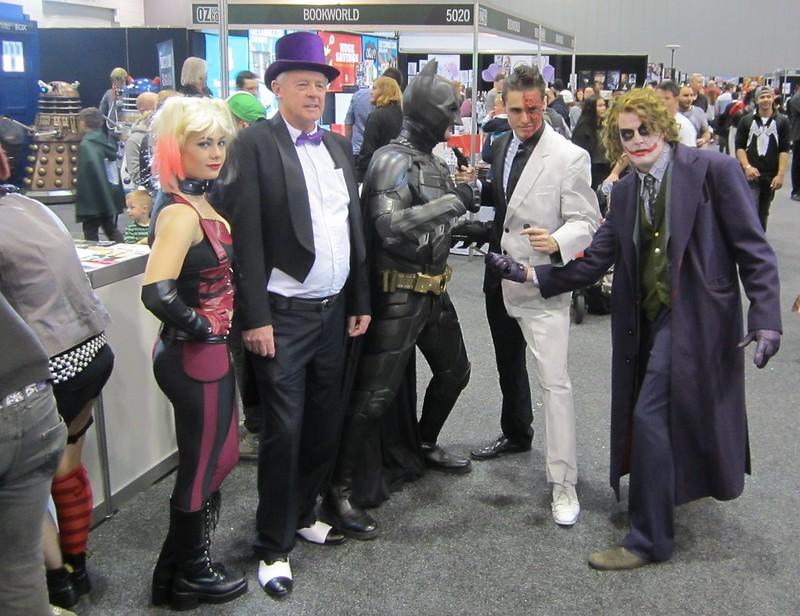 OzComicon 2015: Batman