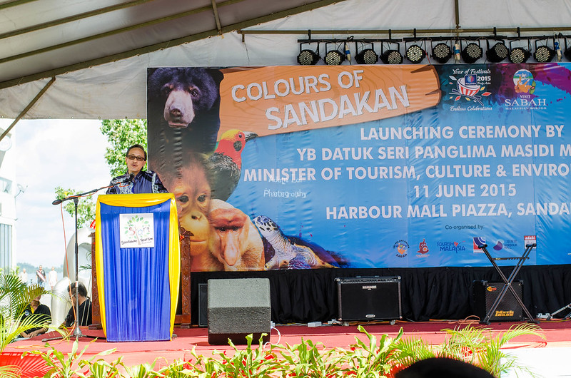 Colours of Sandakan