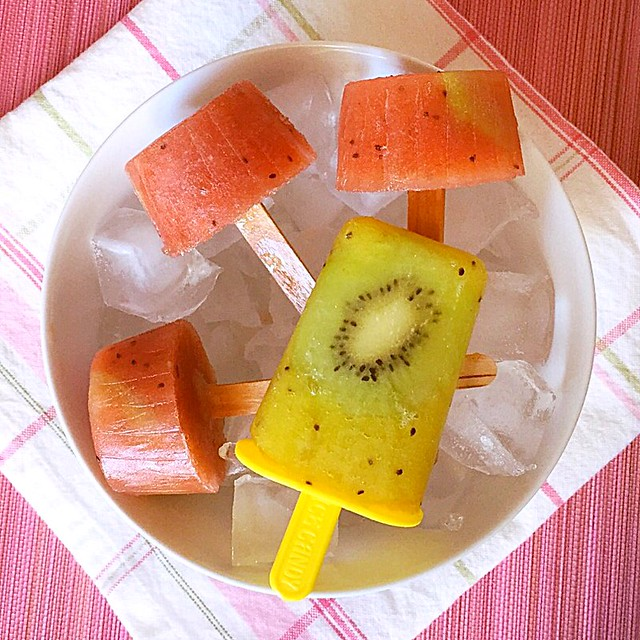 Fruits Popsicles - 100% Fruits & No Additives