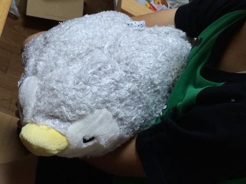 nemu nemu ペンギンのティッシュケース