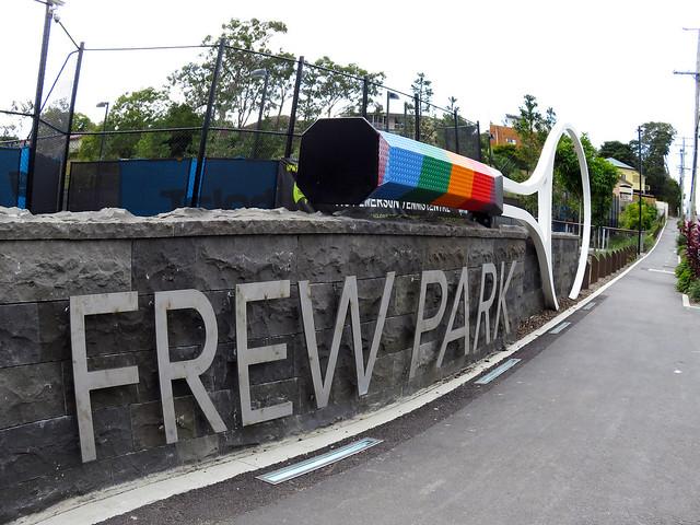 Frew Park, Milton
