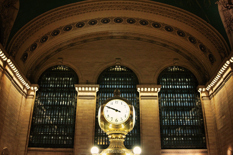 Grand Central at Night | NYC Photographer