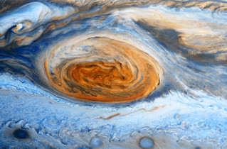 Jupiter's Great Red Spot - June 26 1996 | by Kevin M. Gill