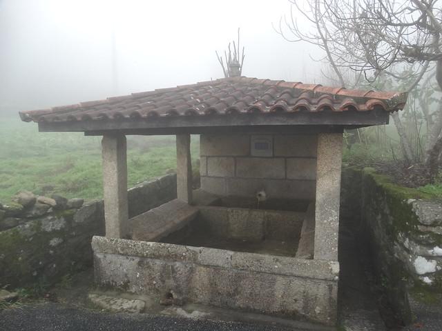 Fuente en Pombar
