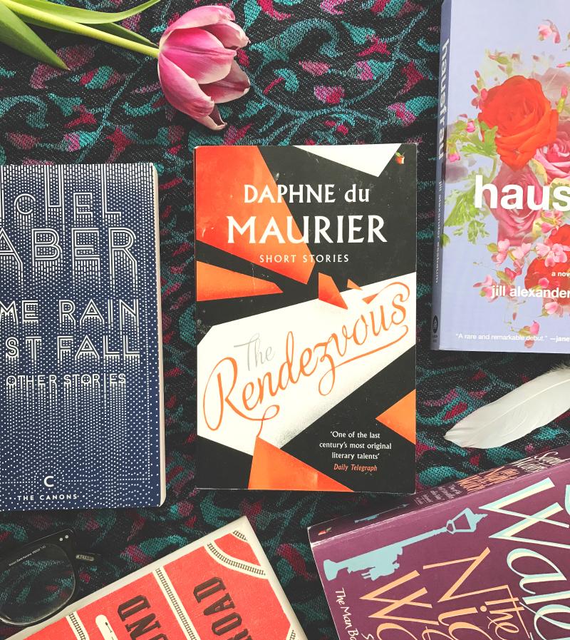 book review daphne du maurier the rendezvous uk book blogs vivatramp tbr