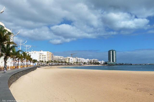 Arrecife Strand