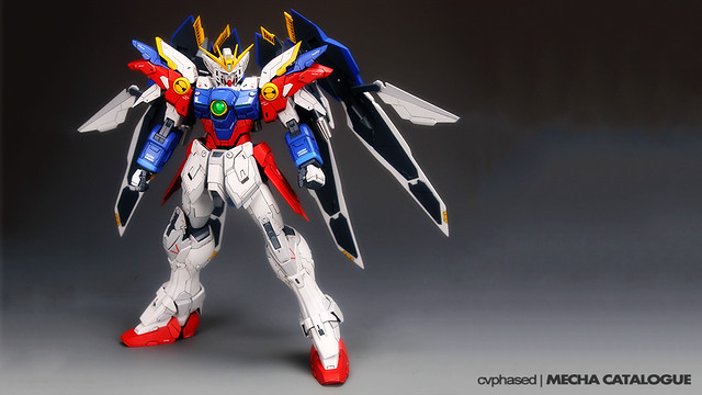 E2046 - MG Wing Gundam Zero EW Conversion Kit