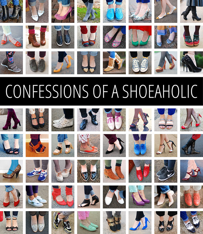 Confessions of a shoeaholic...