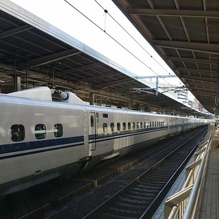 名古屋駅なう。東京に戻ります。名古屋でお世話になったみなさん、本当にありがとうございます。また来ます。また話をしましょう。