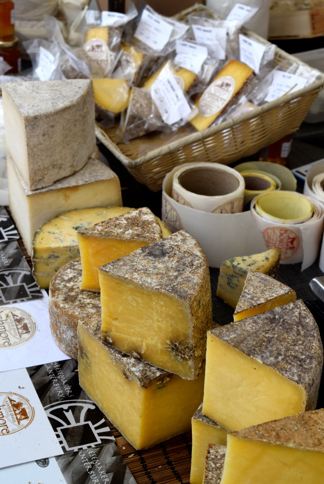 Cheesemakers of Canterbury at Walmer Food Festival