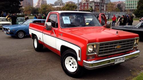 Chevrolet C-10 - Santiago, Chile