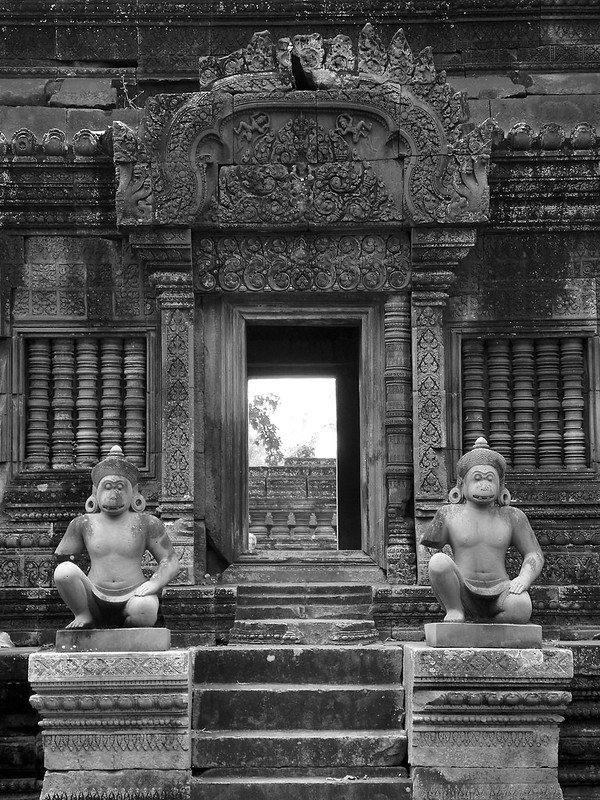 Banteay Srie, Siem Reap, Cambodia