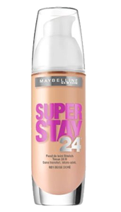 base de maquillaje super stay 24h