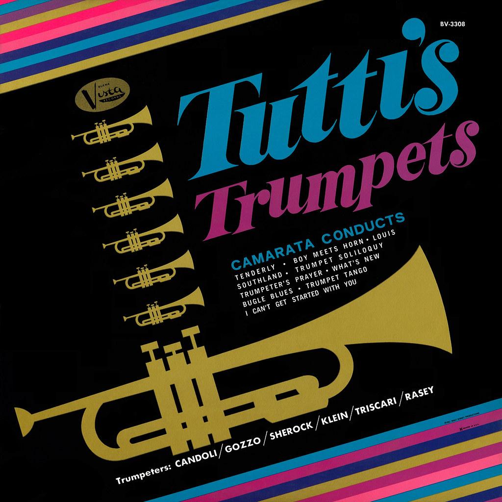 Tutti Camarata - Tutti's Trumpets