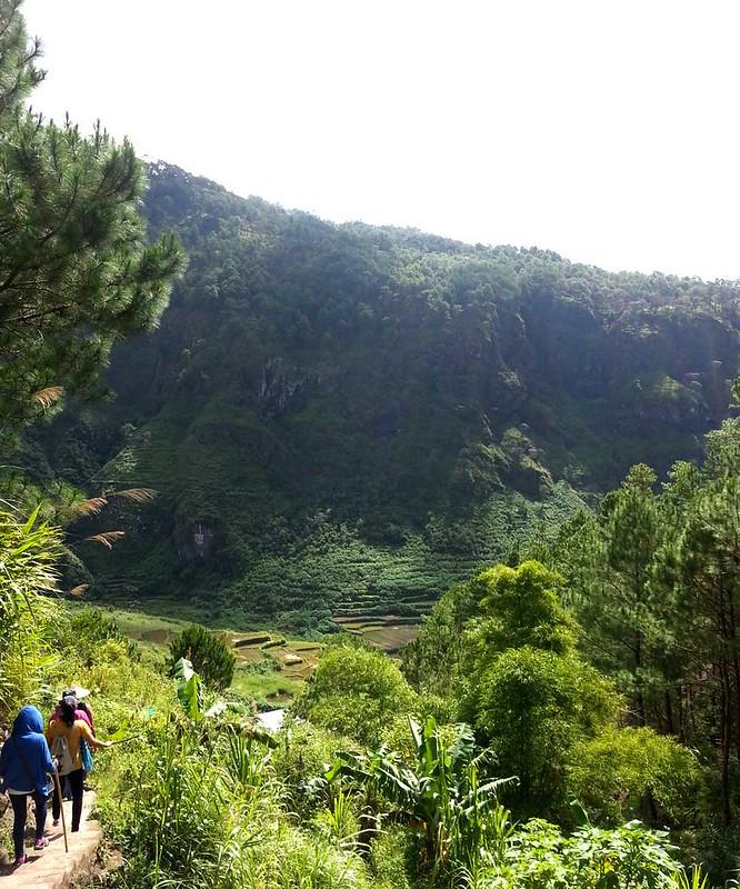 Trek to Bomod-Ok Falls