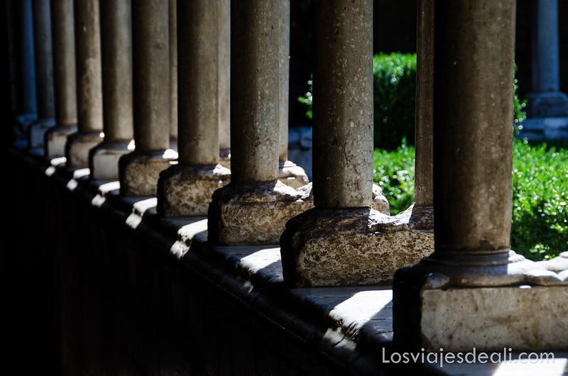 pueblos del macizo del Canigó abadía de Arles-sur-Tech