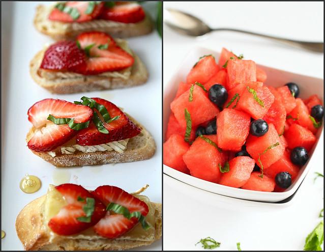 Fresh Summertime Fruit Recipes | cookincanuck.com