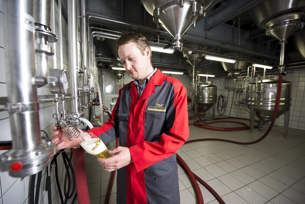 Brauerei Adler Bräu in Schwanden in Glarus Süd, Kanton Gla ...