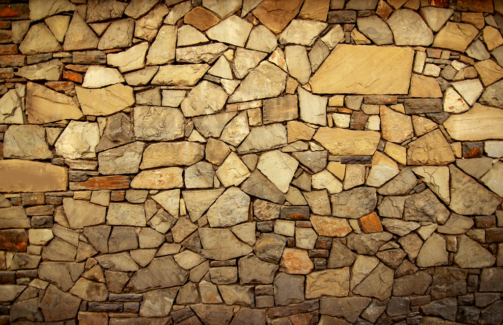 stone wall steinwand this image was created by me you m flickr. Black Bedroom Furniture Sets. Home Design Ideas