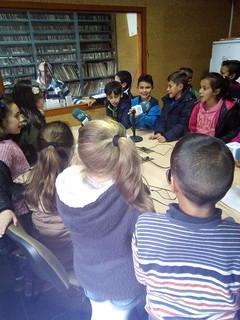 Programa de radio- 3ºB