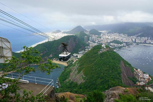 Rio desde el Pan de Azucar