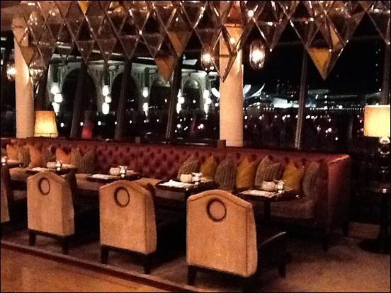 Lantern Rooftop Bar, Fullertone Bay Hotel