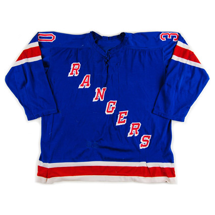 New York Rangers 1969-70 F jersey
