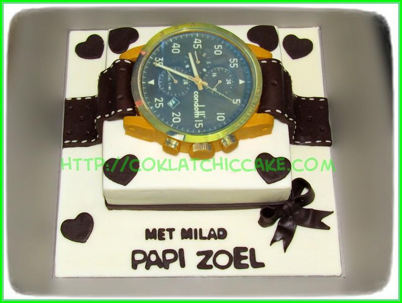 Cake Jam Tangan