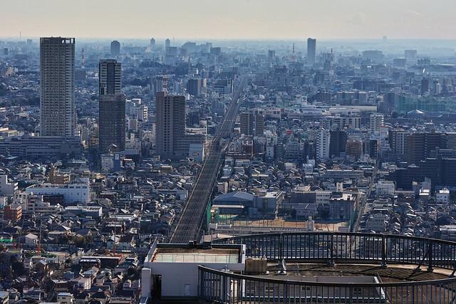 20170126_03_千葉県市川市のアイ・リンクタウン展望施設からの眺望