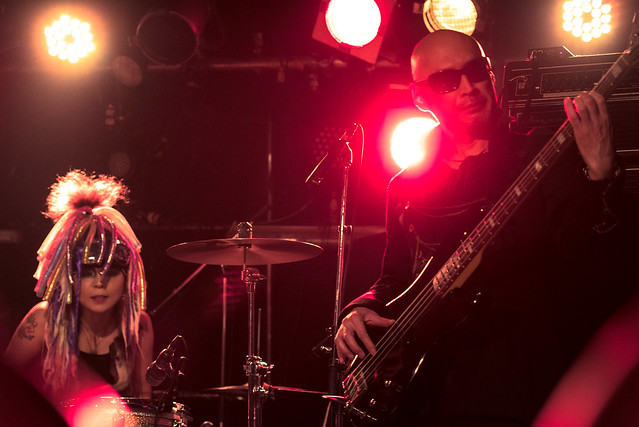 Coal Tar Moon live at ShowBoat, Tokyo, 01 Feb 2017 -00188