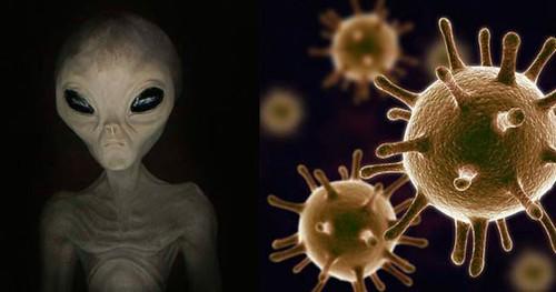 Alien-DNA-human-genome