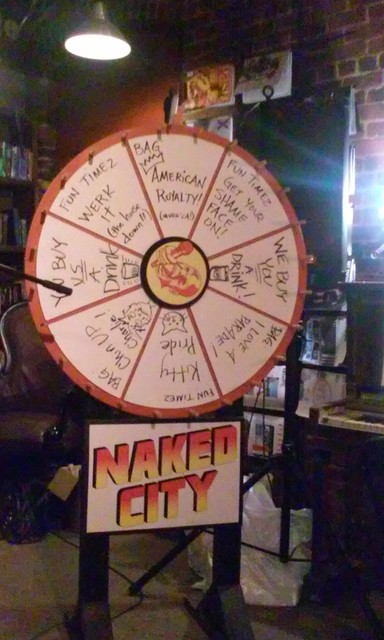 Wheel of Consequences