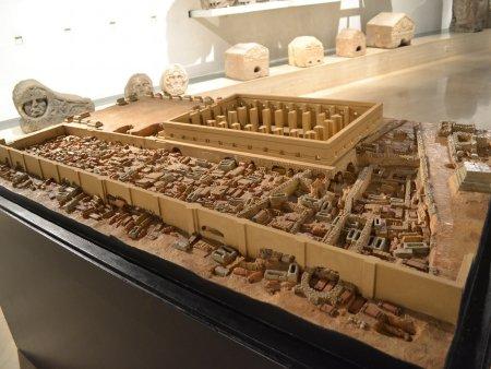 Obiective turistice Barcelona muzeul de arheologie barcelona 2