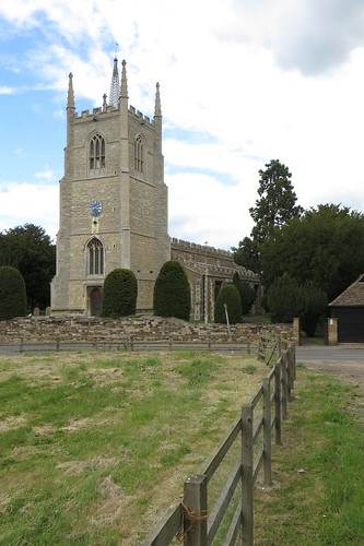 Great Barford, All Saints
