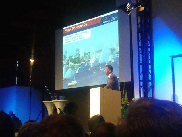 Veranstaltung Olympic City Hamburg