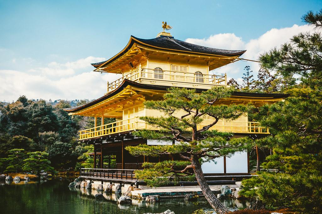 Kinkaku-ji Temple_金閣寺_3