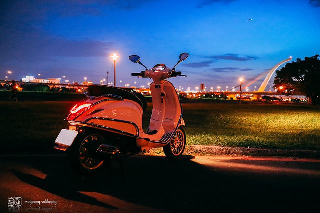 Vespa Sprint | 55
