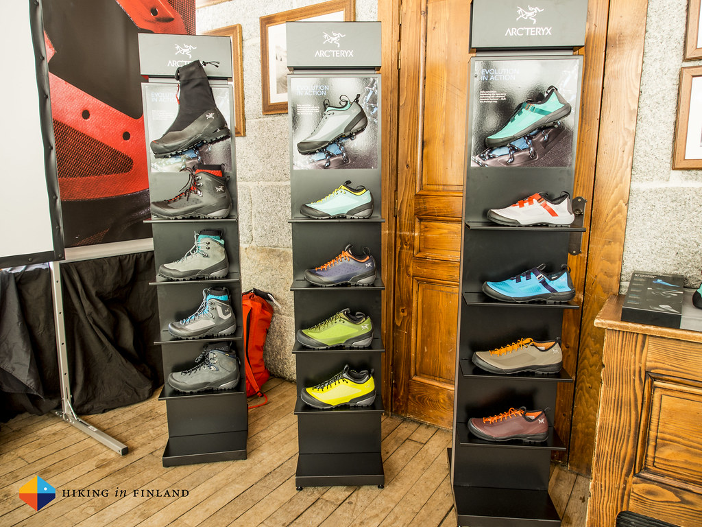Complete Arc'teryx Footwear Line-up