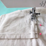 SEWING WITH CORDUROY