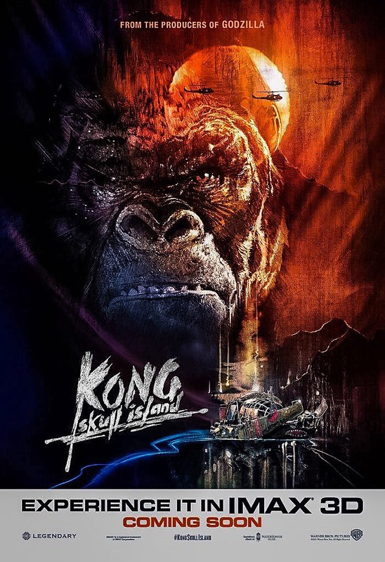 KONG SKULL ISLAND IMAX
