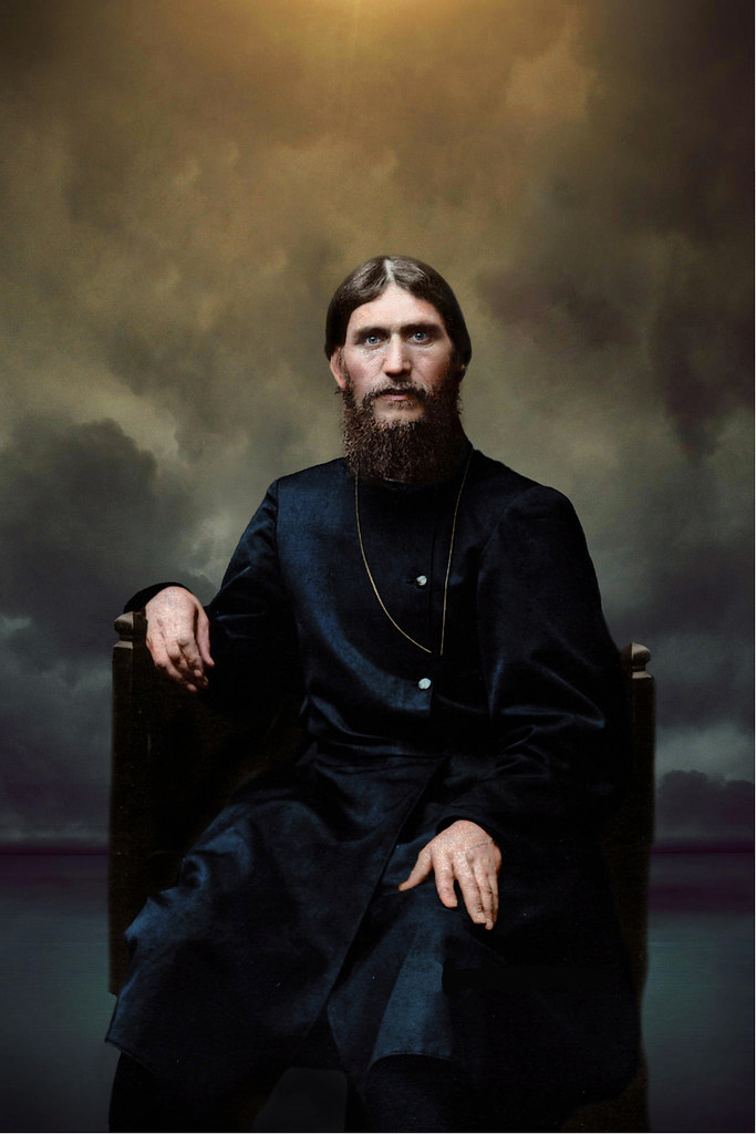Rasputin-in-color