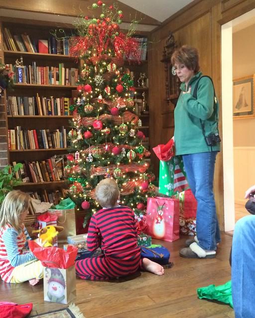 School Christmas Party's and Kiki's 201450