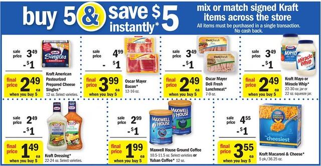 Kraft Instant Savings Deal