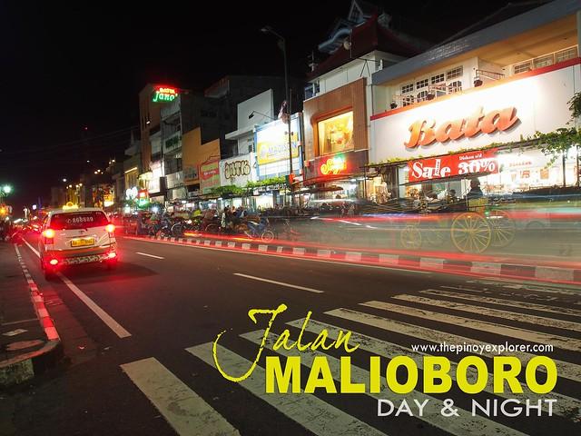 Malioboro | Day and Night