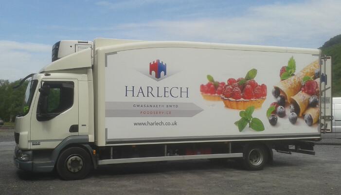 Harlech Frozen Foods Price List