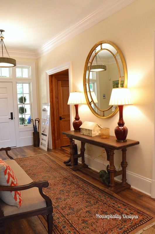2015 Southern Living Idea House Foyer-Housepitality Designs