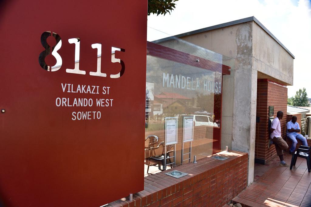 Image result for mandela house museum