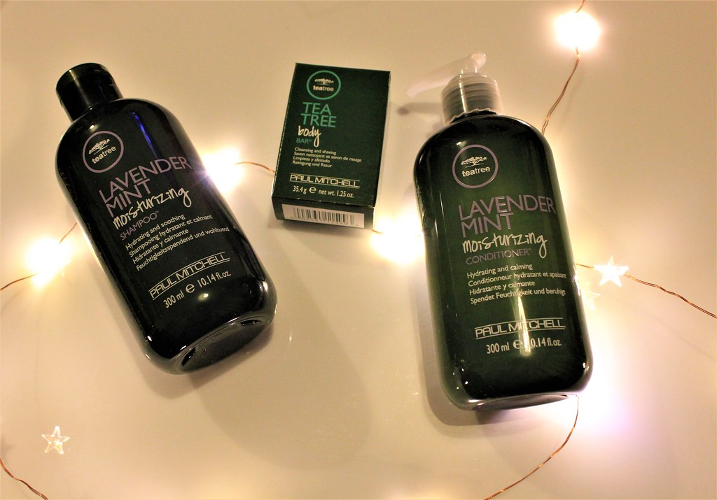 Paul Mitchell Teatree Set Lavender and Mint