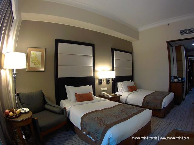 Marco Polo Davao Deluxe Room