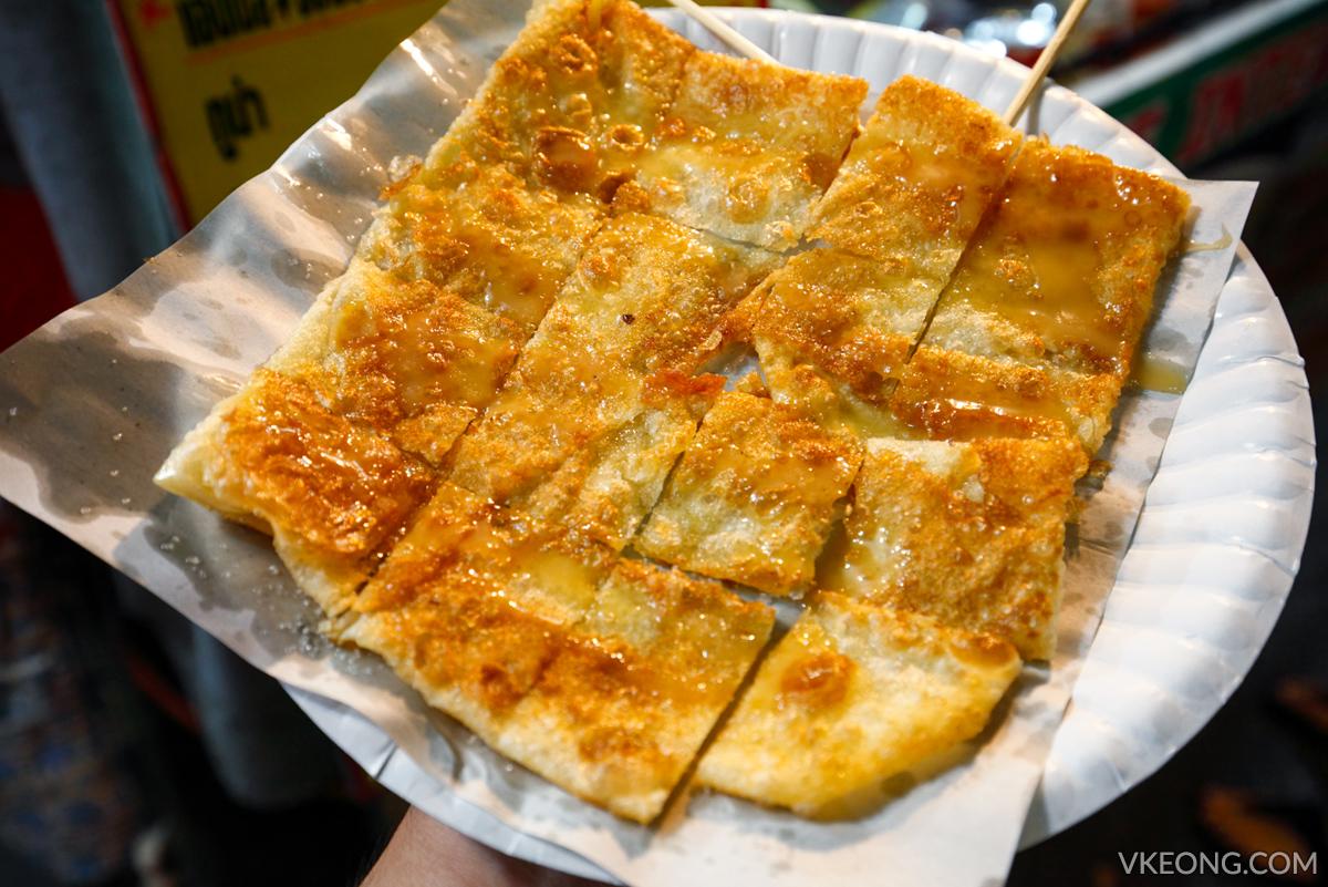 Hua Hin Night Market Sweet Rotee